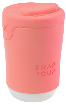 snap-cup-coral-pink