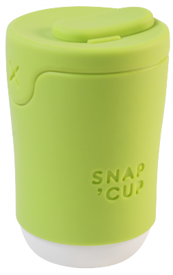 snap-cup-yellow-green