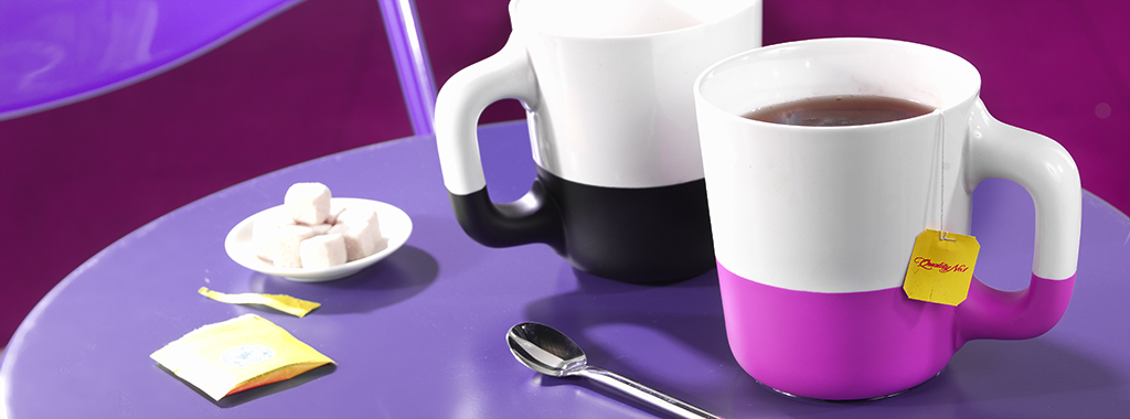Rubber Mug